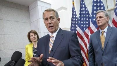 House to Vote on Slimmed-down Bill for Border