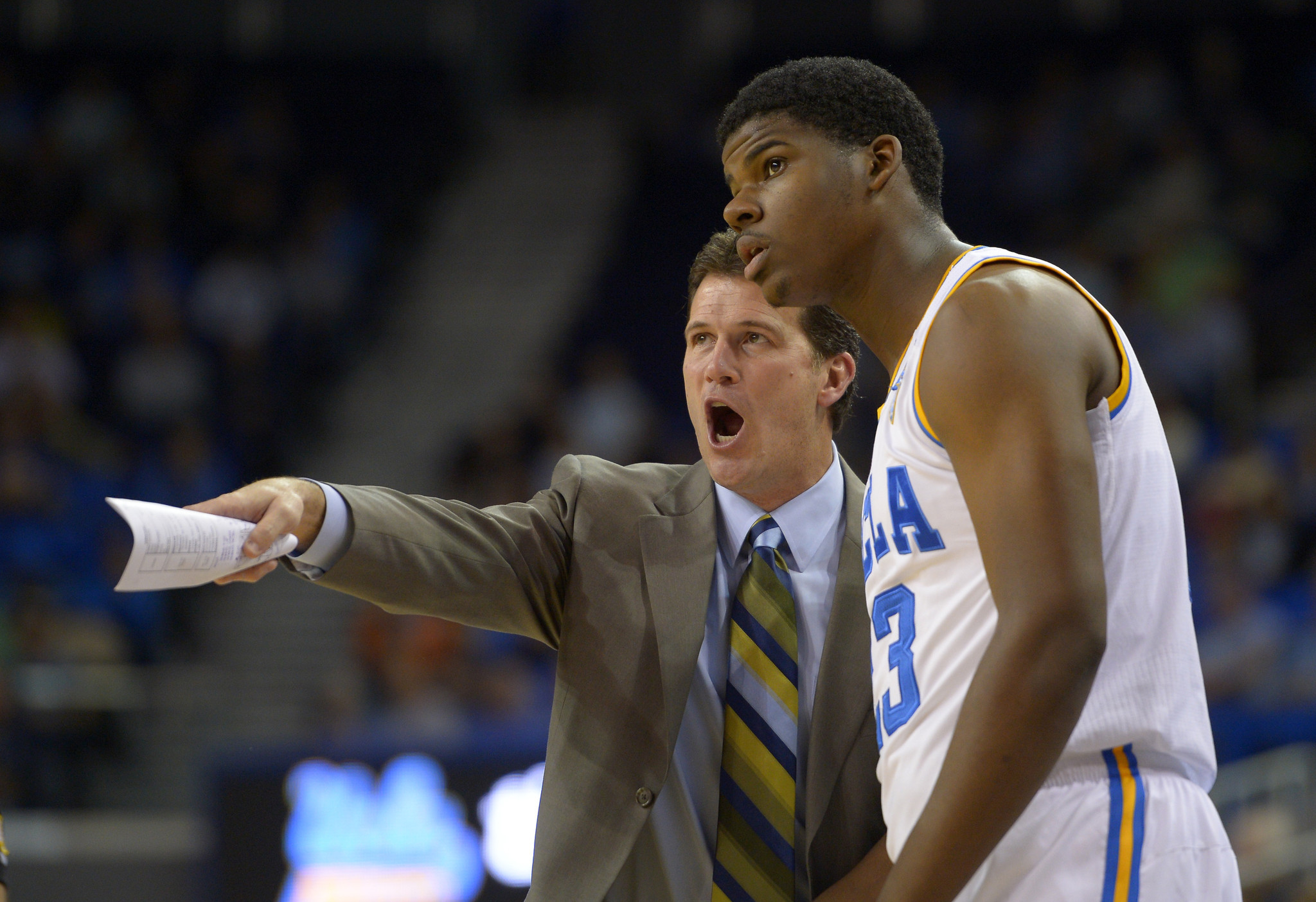 UCLA basketball: Bruins get to finish at home in 2014-15