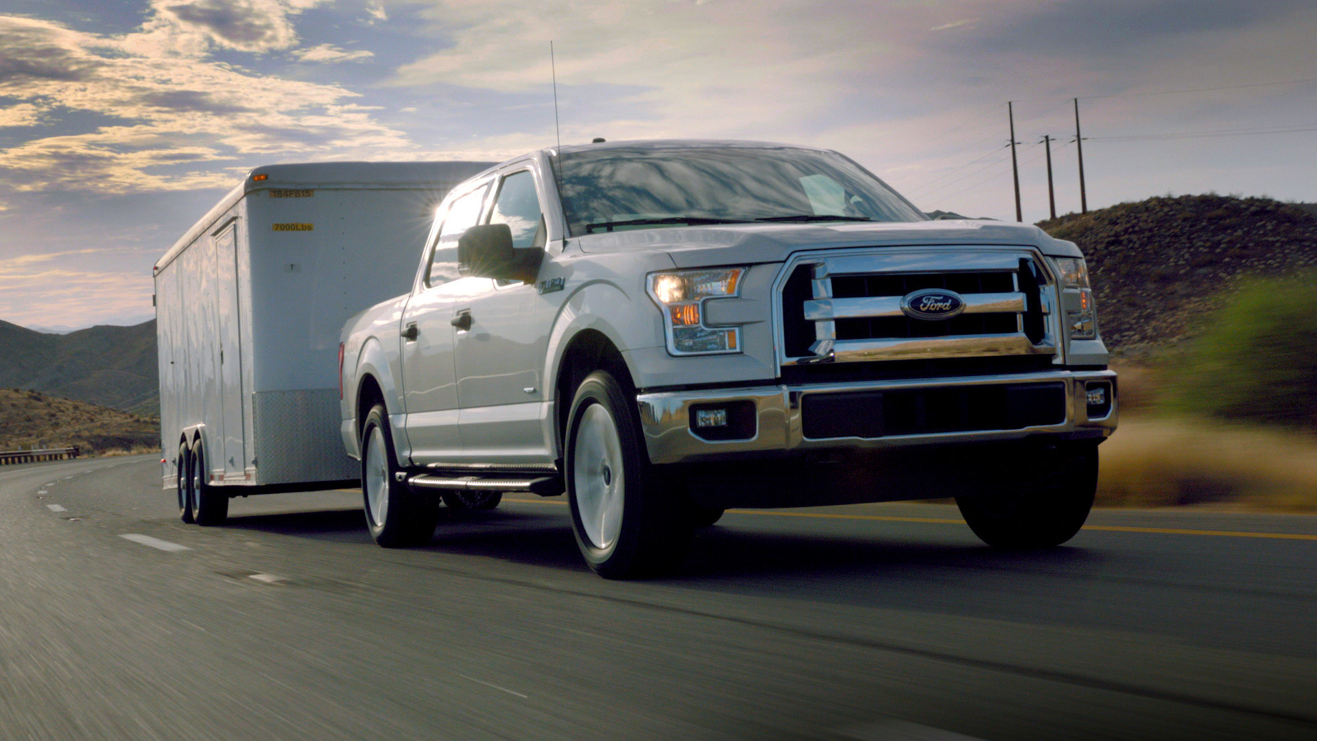 ford announces pricing on all new aluminum f 150 truck. Black Bedroom Furniture Sets. Home Design Ideas