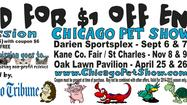 2014 Darien - Chicago Pet Show