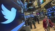 Twitter's user growth beats targets, shares skyrocket