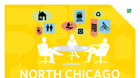 North Chicago comprehensive plan kickoff meeting