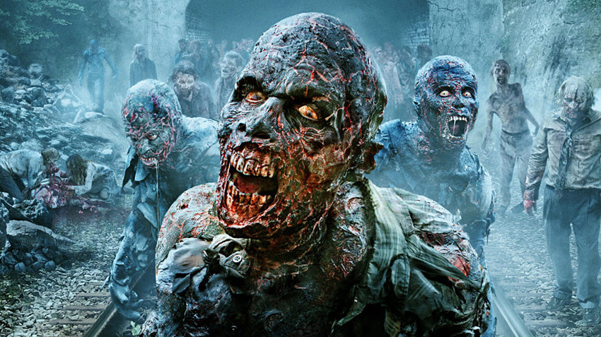 halloween horror nights 2014 at universal studios hollywood la times - Halloween Horror Night Theme