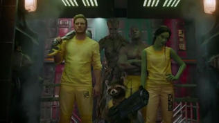 'Guardians of the Galaxy' keeps it loose, enjoyable