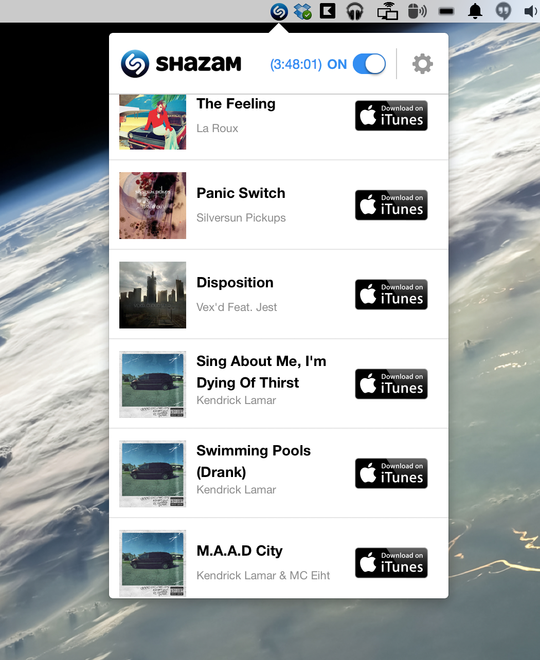 Shazam expands to Mac