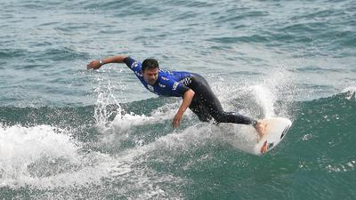 Huntington surfers start fast in U.S. Open main event