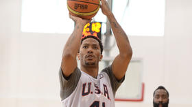 Early Team USA take on Derrick Rose: 'Phenomenal'