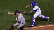 Photos: Cubs 4, Rockies 3 (16 inn.)