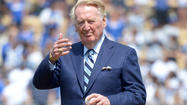 Dodgers announce Vin Scully will return for his 66th season
