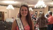 Maryland Dairy Princess hails from Union Bridge