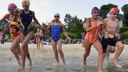 Mini Cow Tri Club Youth Triathalon Team [Pictures]