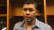 Video: Sox's Quintana, 'Really good start to the series'
