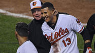 Manny Machado's walk-off home run lifts Orioles past Angels, 7-6, in 12 innings