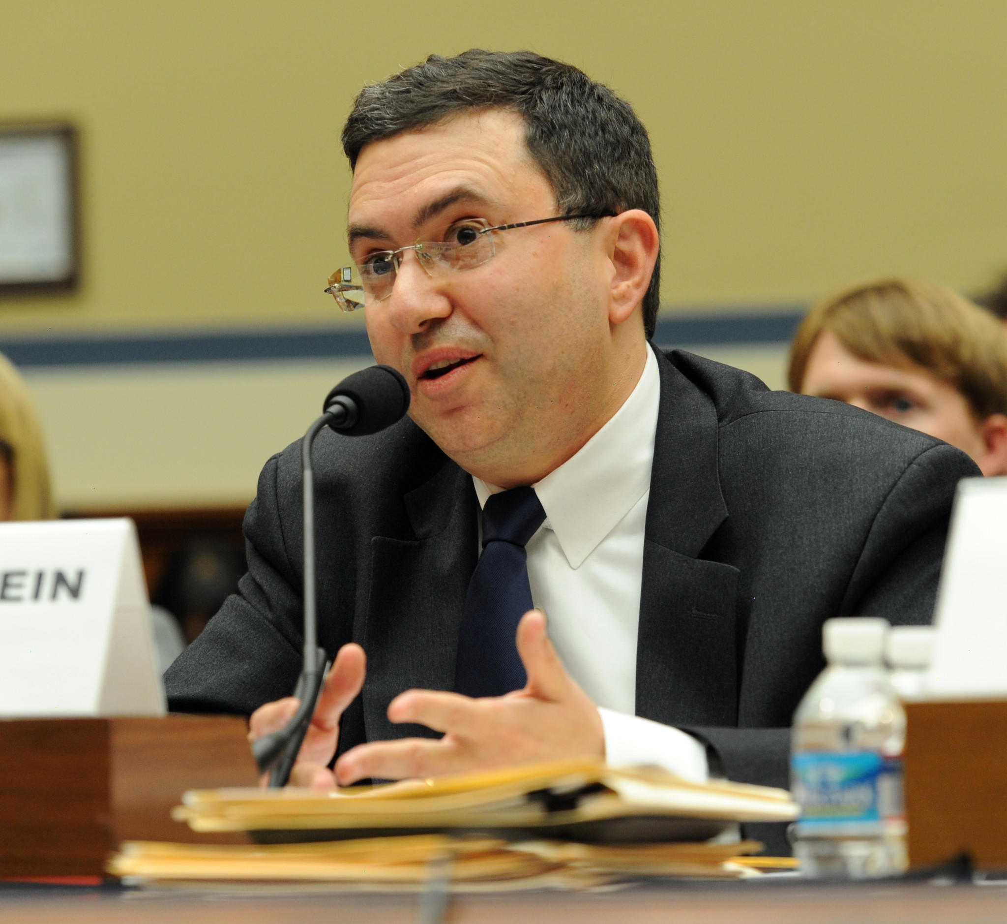 Dr. Joshua M. Sharfstein, Maryland Secretary of Health and Mental Hygiene, testifies before the U.S. House Committee on Oversight and Government Reform on Examining ObamaCare's Problem-Filled State Exchanges.