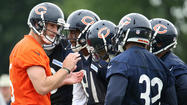 Growth of Bears' passing game still a process