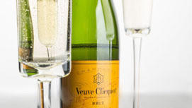 Veuve Clicquot Dinner at Fleming's Steakhouse Aug. 8