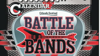 Four acts head into semi-finals of Orlando Sentinel Battle of the Bands