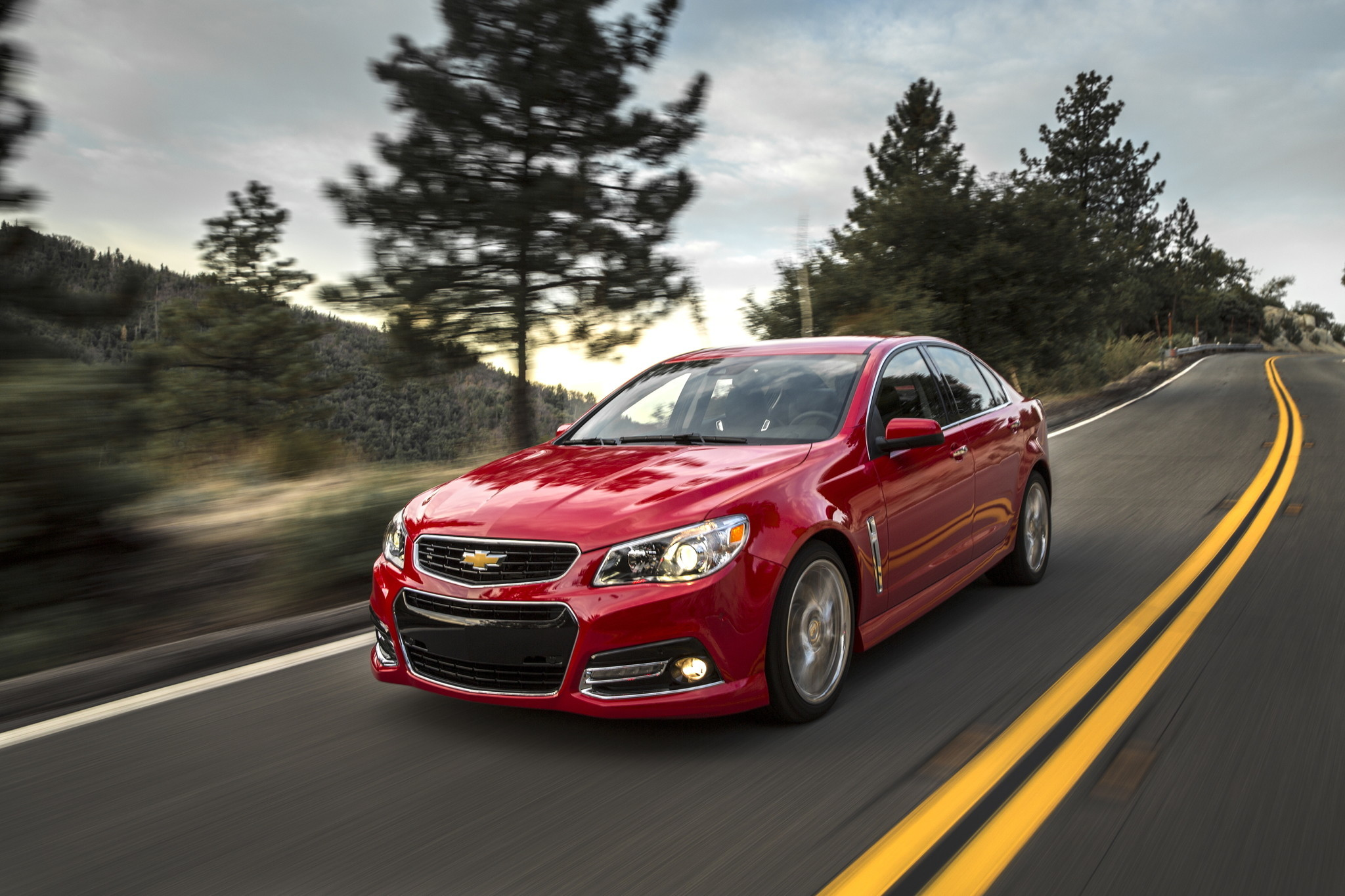Chevy Adds Manual Transmission To 2015 Ss Performance Sedan