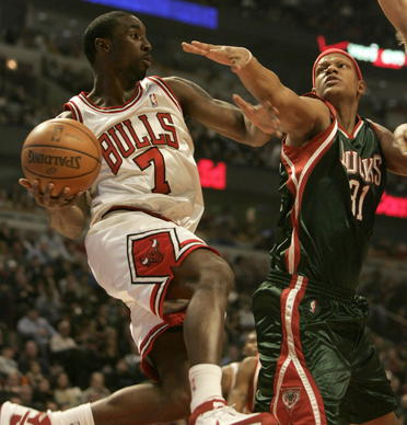 Former Chicago Bulls guard