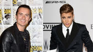 Orlando Bloom said to swing at Justin Bieber in scuffle