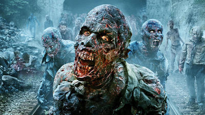 Halloween Horror Nights 2014 at Universal Studios Hollywood