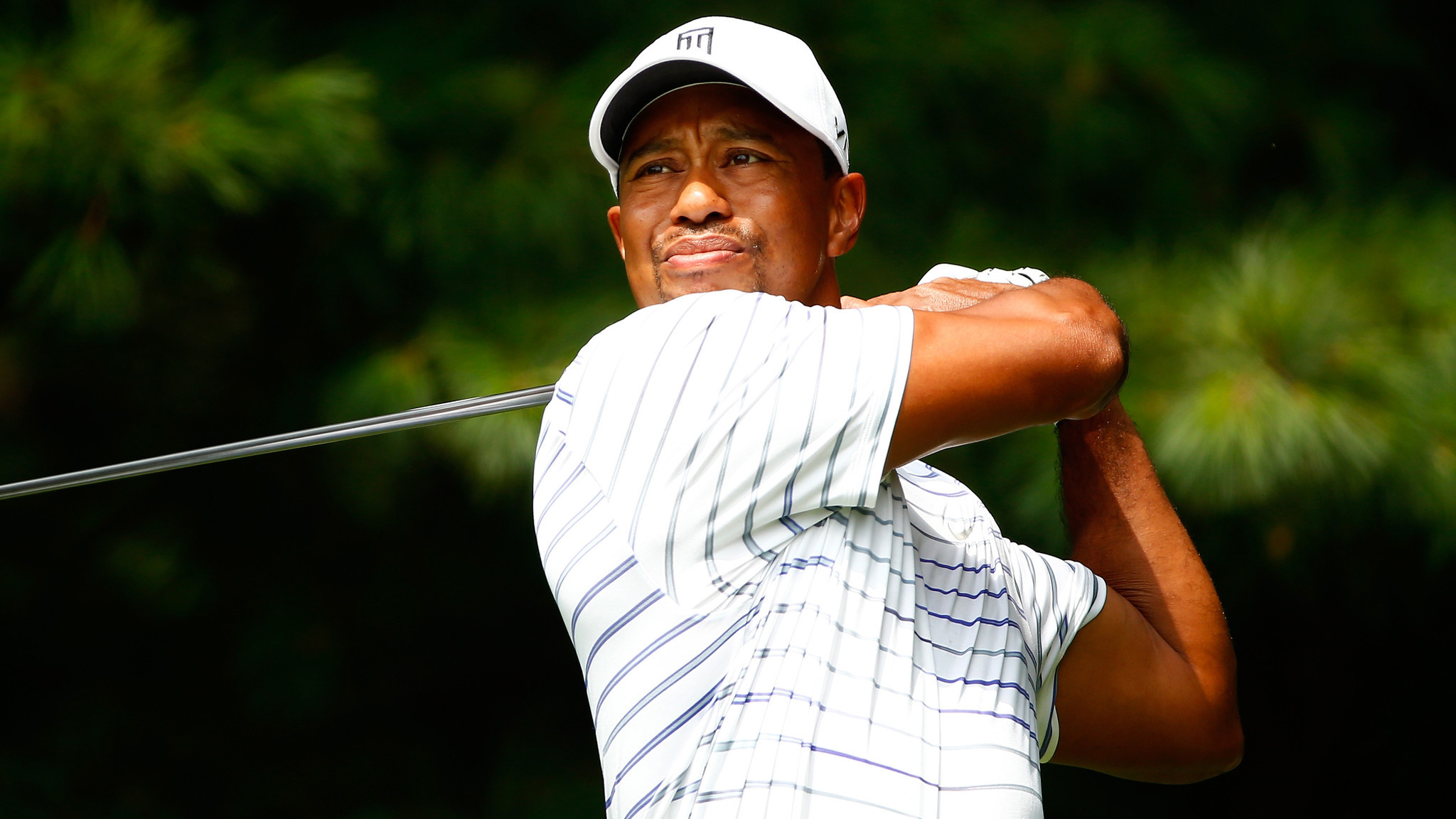 Tiger Woods preaches patience heading into WGC-Bridgestone