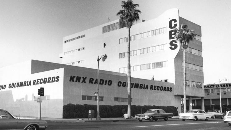 Communal office space firm rents CBS building in Hollywood