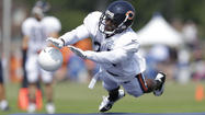 Photos: Wednesday's Bears practice in Bourbonnais