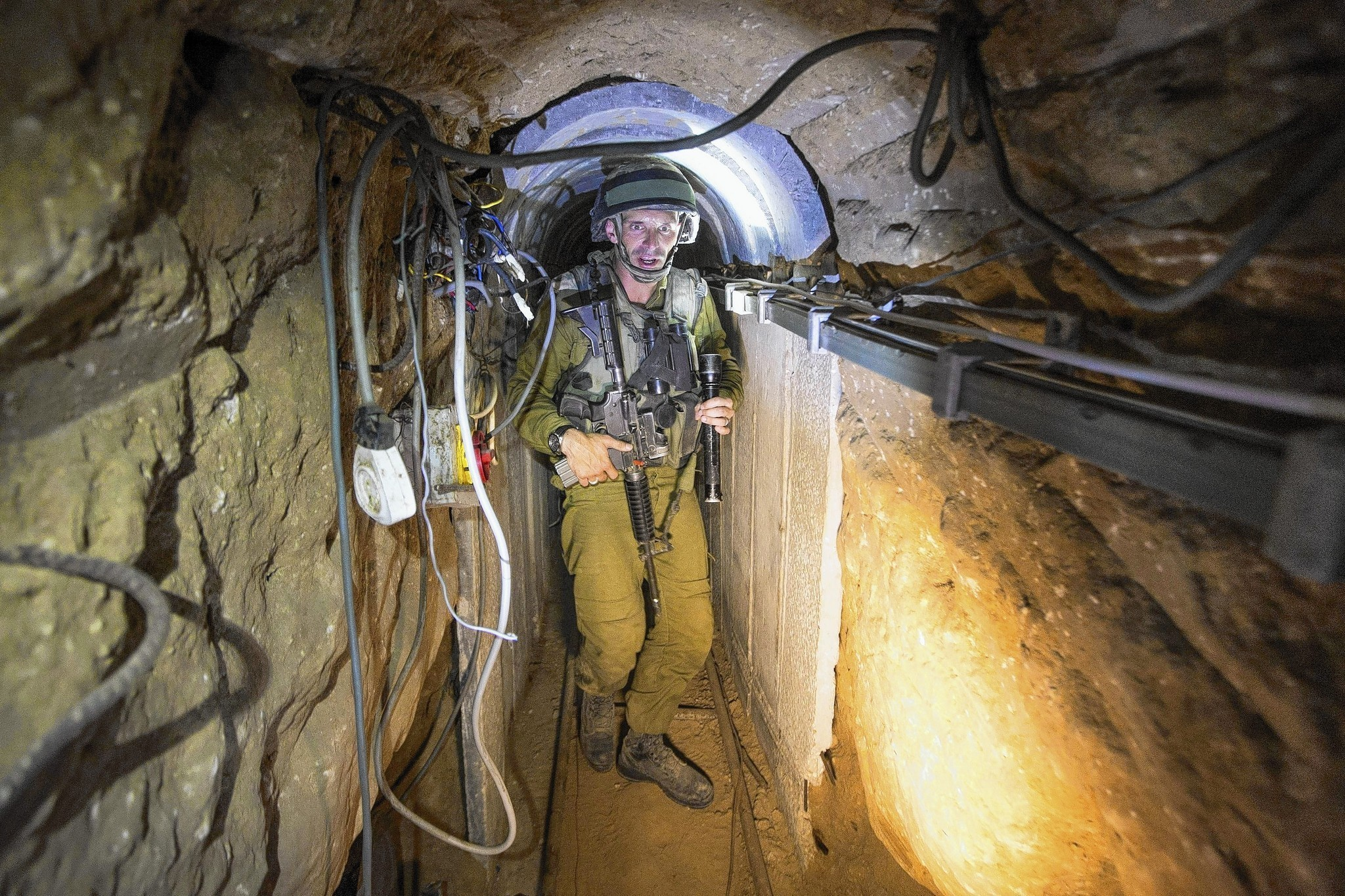 Gaza tunnel network threat leaves Israelis shaken