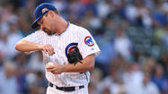 Cubs lose 6-4 in 10 innings to Rockies