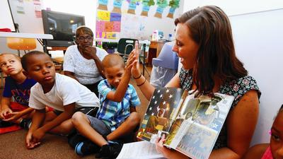 Freedom School promotes reading, teaches civil rights in Allentown