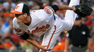 Kevin Gausman shines as Orioles hold on for 4-3 win over Los Angeles Angels