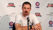 Video: Cubs starter Wood on his outing