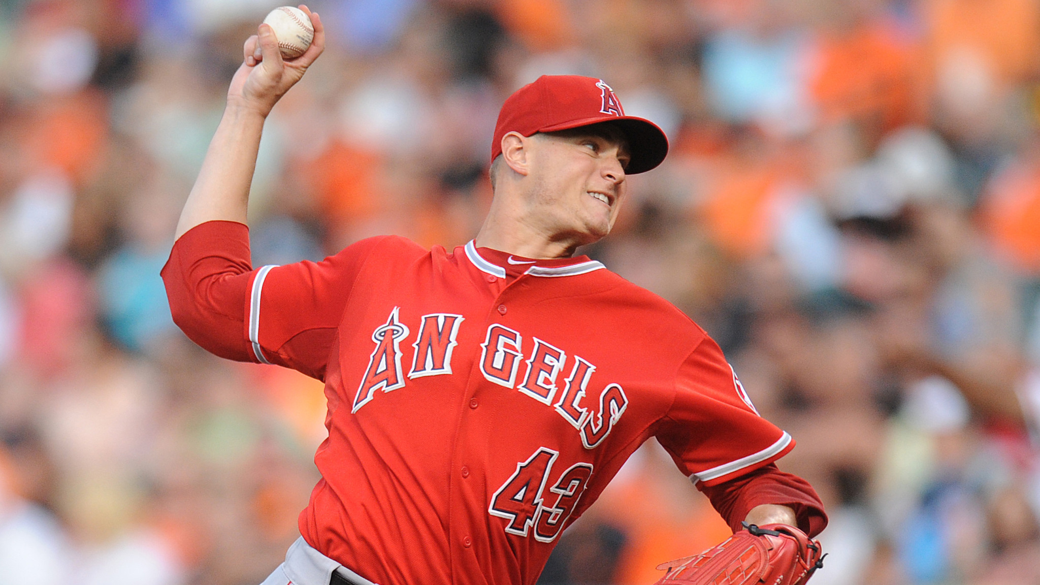 Garrett Richards has second bad outing in a row for Angels