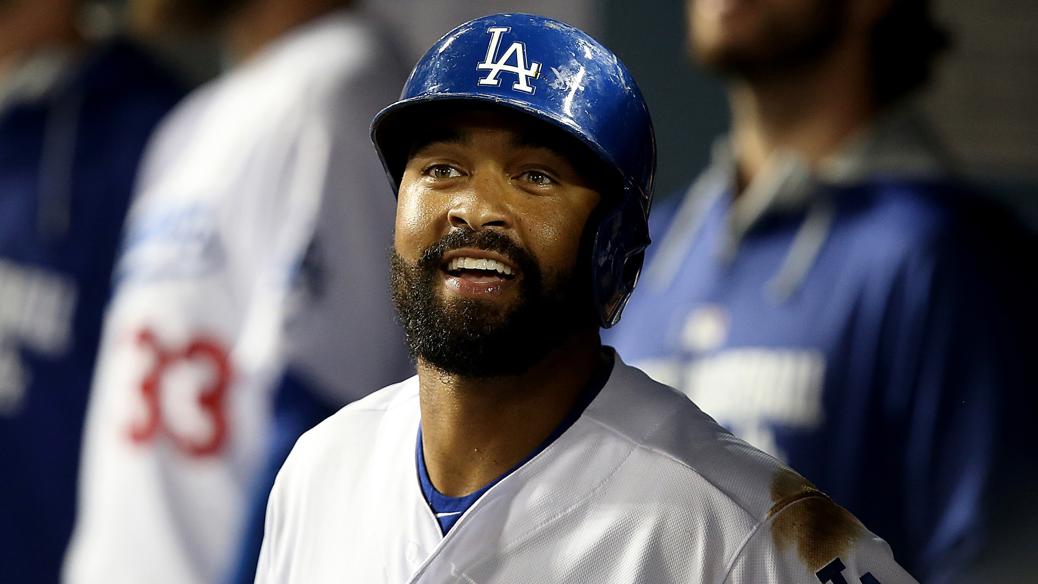 Matt Kemp, Dodgers keep rolling with 3-2 win over Braves