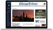 Chicago Tribune's new website to launch Friday