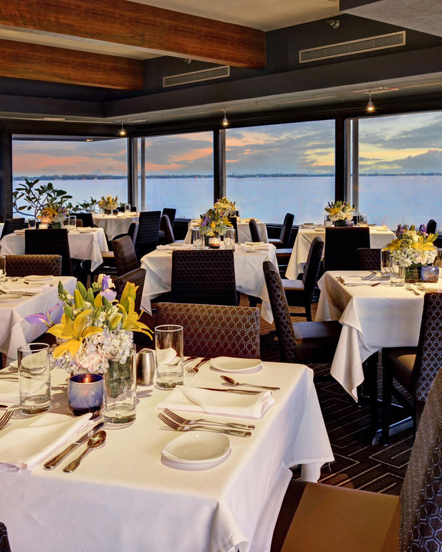 The Chart House is known for spectacular waterfront dining and scenic views in 30 locations across the United States.