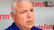 Video: Renteria on Bonifacio