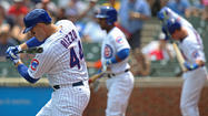 Cubs Game Day: Arrieta perfect through 4