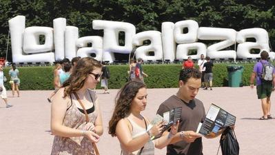 CTA provides extra service for Lollapalooza