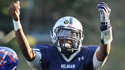 Gilman quarterback Kai Locksley commits to Florida State