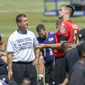 John Harbaugh, Joe Flacco