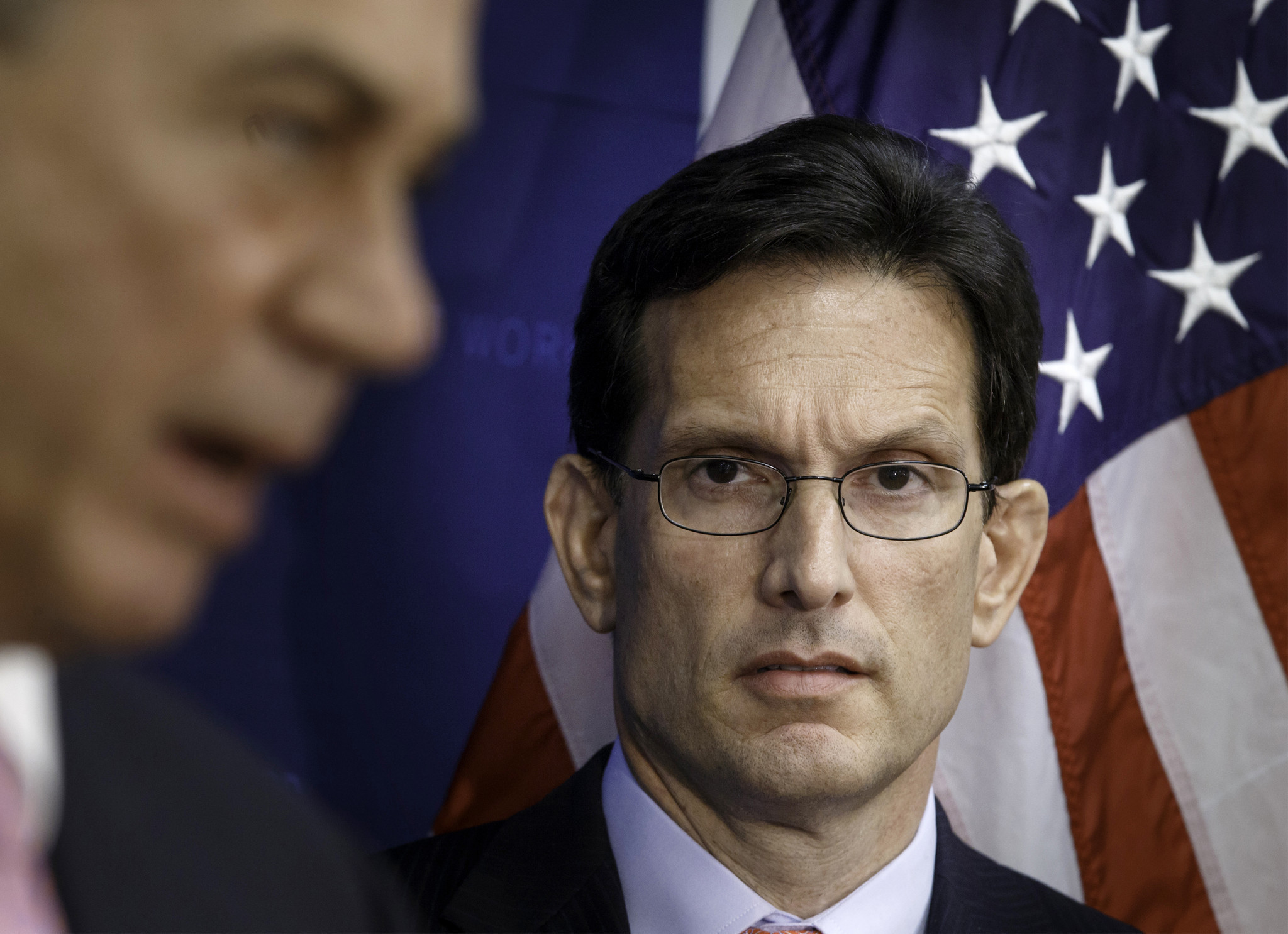 Eric Cantor set to resign from Congress in August, he says