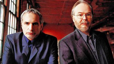 Quirky duo Steely Dan endures