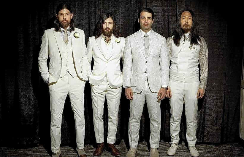 The Avett Brothers head to the Toyota Oakdale Theatre in Wallingford on Aug. 8.