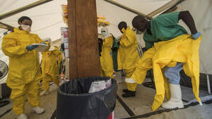 What is Ebola and how does it spread?
