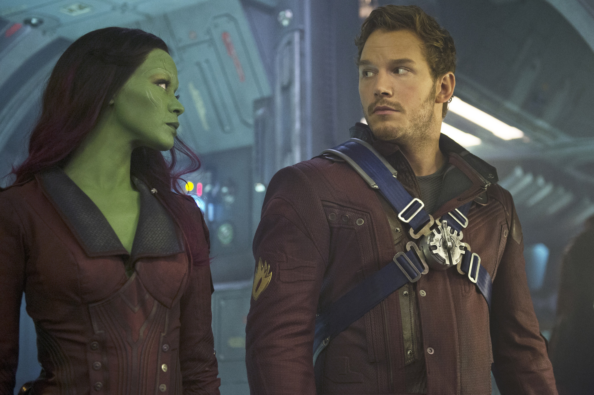 'Guardians of the Galaxy': Marvel's space opera gets stellar reviews