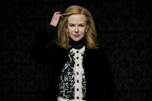 Nicole Kidman on fitness
