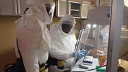 Ebola outbreak could spur action for Md. scientists working on vaccine
