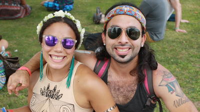 Pictures: The Gathering Of The Vibes Festival 2014